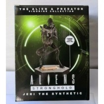 The Alien & Predator Figurine Collection Aliens Stronghold