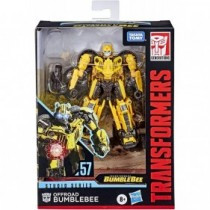 Transformers Toys Studio Serie 57 Deluxe Class Bumblebee Offroad